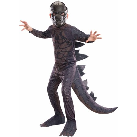 Godzilla Boy Jumpsuit Halloween Costume](Halloween Costumes For 11 Year Old Boys)