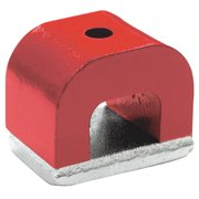 Master Magnetics 13 Lb. Horseshoe Alnico Power Magnet 07270