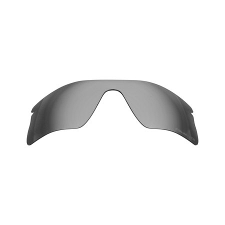 e90e2aedb0e29 RADAR RANGE Replacement Lenses Polarized Silver by SEEK fits OAKLEY  Sunglasses