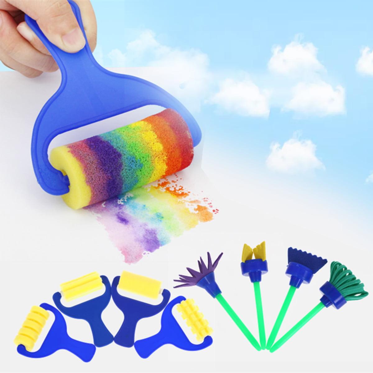 New Kids Painting Tools DIY Graffiti Painting Brush Watercolor Pen Drawing Toys