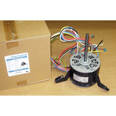 A/C Motor 1/3 HP 115V 1075 RPM for Goodman Janitrol ... on