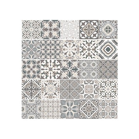 Mosaic Tile Stickers Transfers Kitchen Home Wall Decor Marble Effect