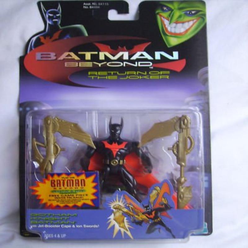 Batman Beyond Gotham Knight Batman Return of the Joker by