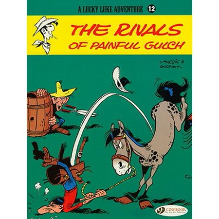Lucky Luke Adventures: The Rivals of Painful Gulch (Paperback)