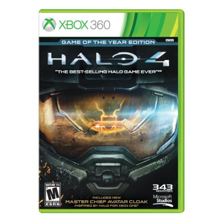 HALO 4 [GOTY], Microsoft, Xbox 360, 885370670844 - Halo 3 Rating