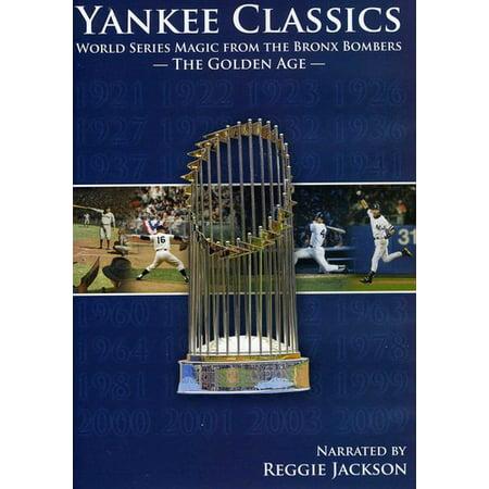Yankee Classics: World Series Magic From the Bronx Bombers (DVD) 2009 Yankees World Series