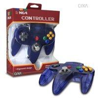 CirKa N64 Controller: Grape Purple for Nintendo