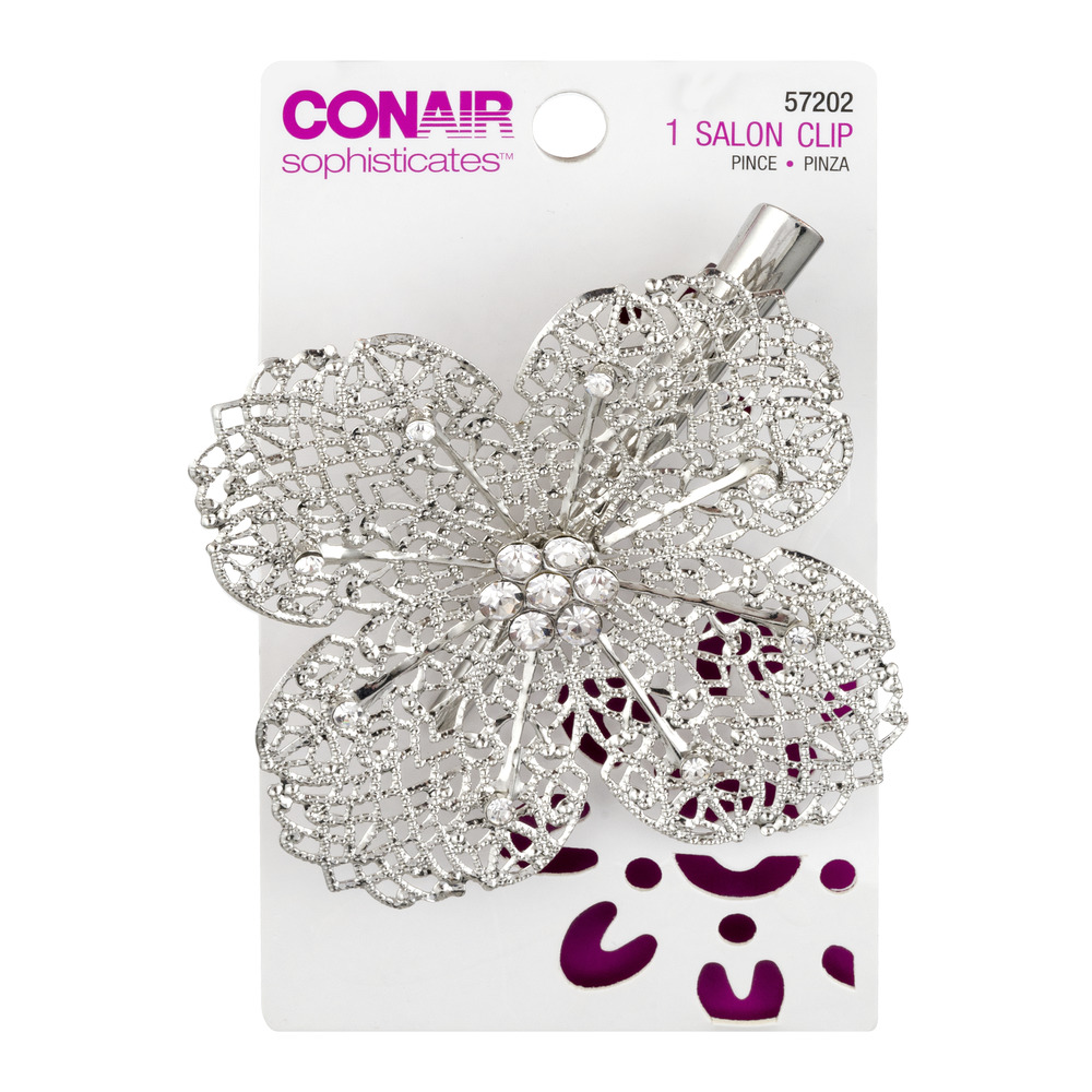 Conair Sophisticates Salon Clip, 1.0 CT
