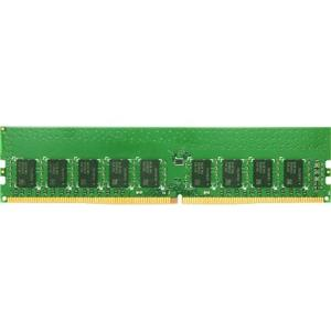Synology 16GB DDR4 SDRAM Memory Module - 16 GB - DDR4 SDRAM - 2133 MHz - ECC - Unbuffered - 288-pin - DIMM