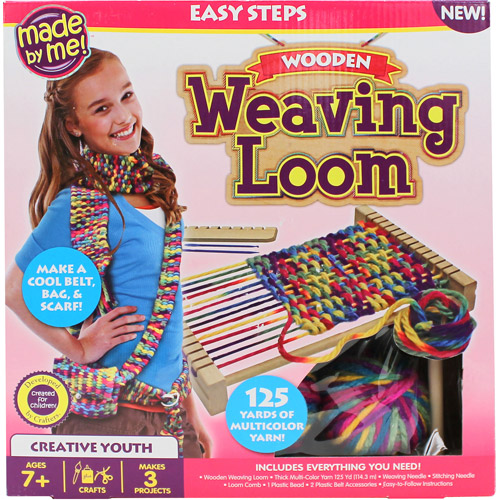 made by me weaving loom instructions