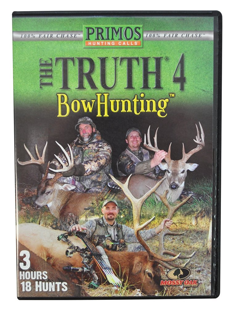 Primos The Truth 4 DVD: Bowhunting by