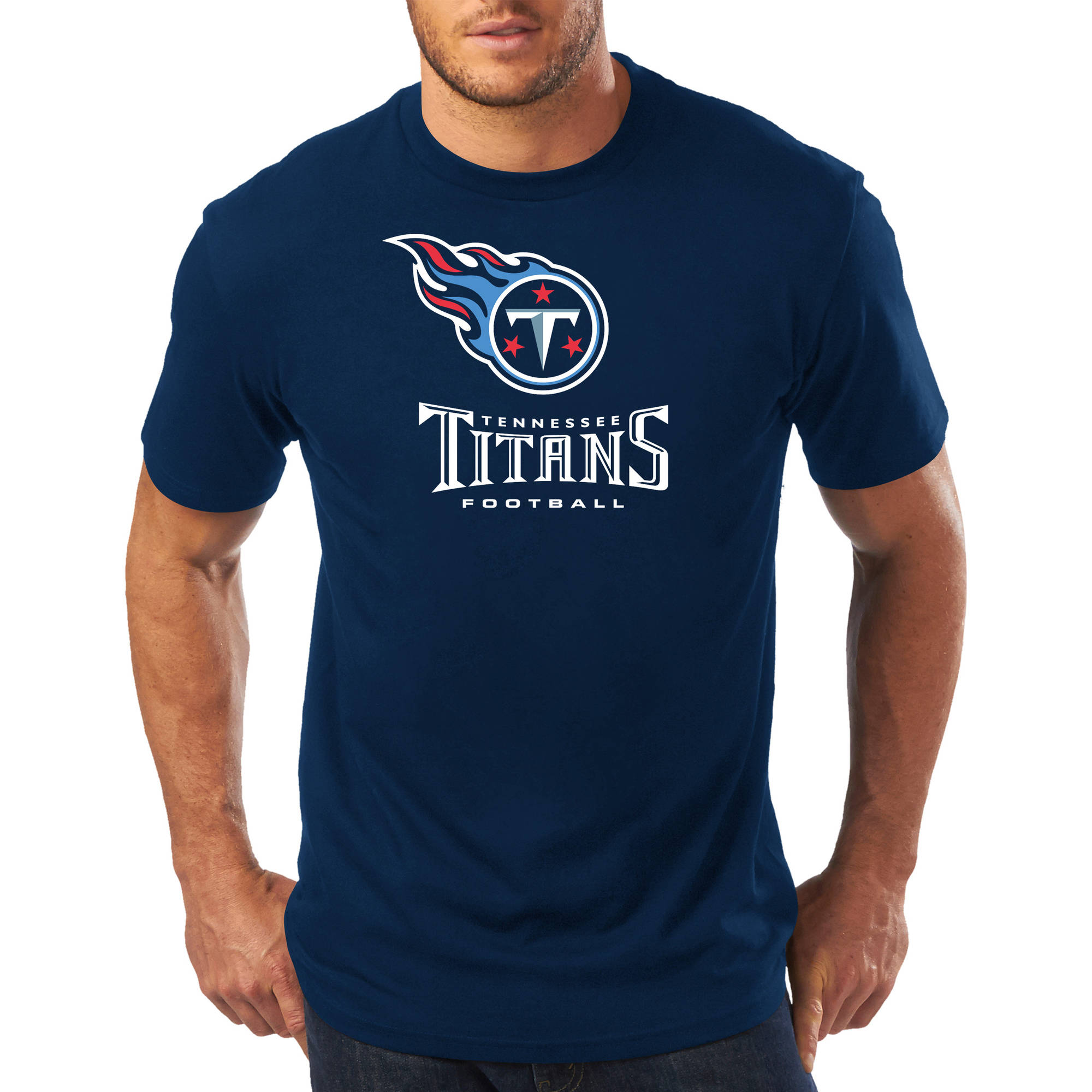 Big Men's NFL Tennessee Titans Short Sleeve Tee