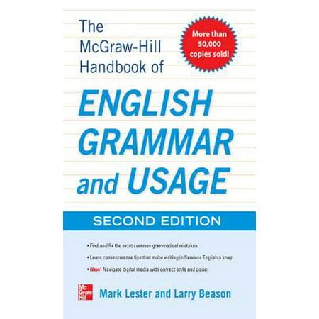McGraw-Hill Handbook of English Grammar and Usage, 2nd Edition -
