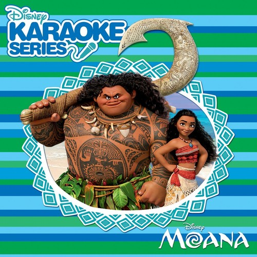 Disney Karaoke Series: Moana (CD) by UMGD