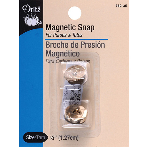 """Round Magnetic Snaps, 1/2"""""""