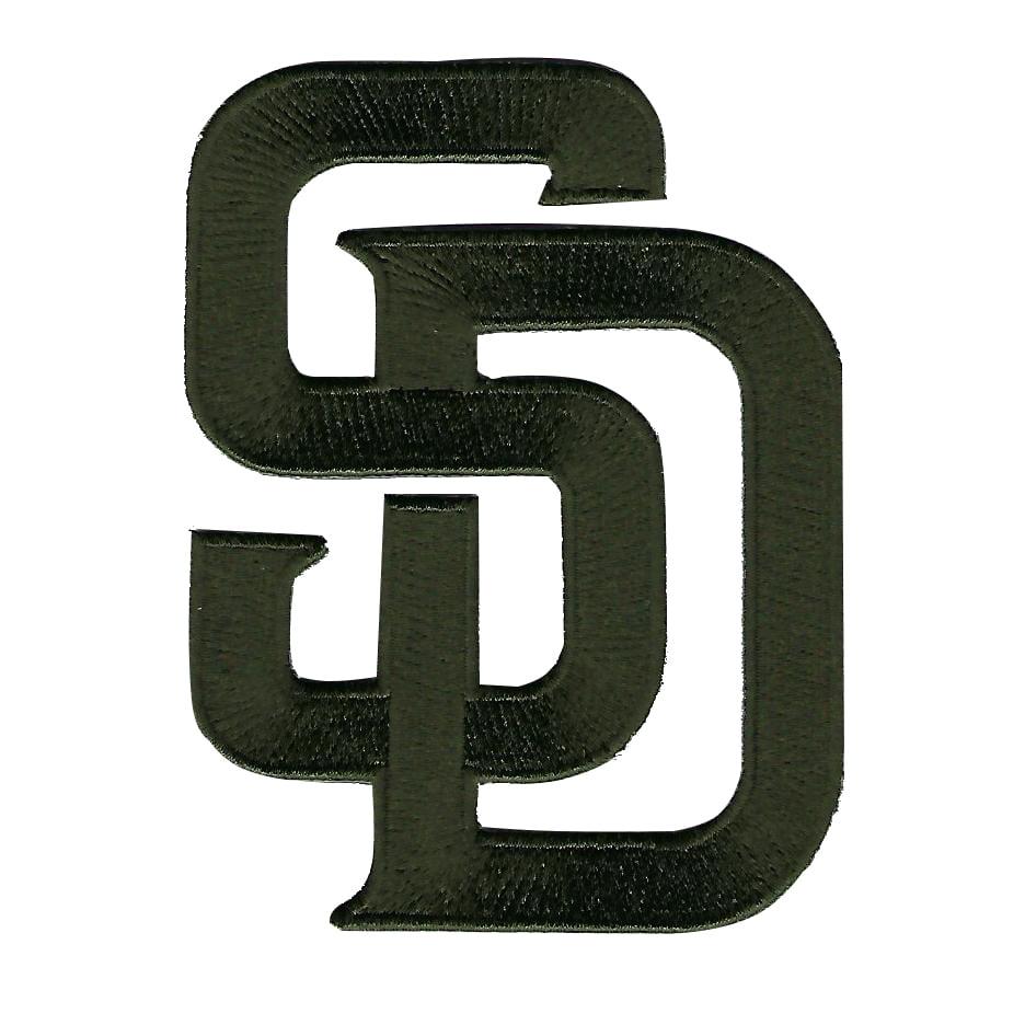 San Diego Padres 2018 Memorial Day USMC Logo Patch - No Size
