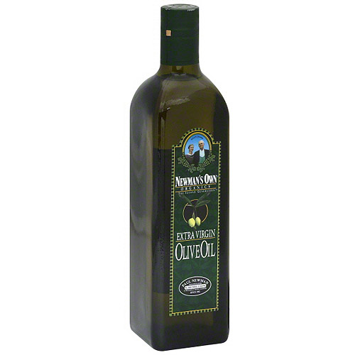 Newman's Own Organics The Second Generation Organic Extra Virgin Olive Oil, 25 oz (Pack of 6)