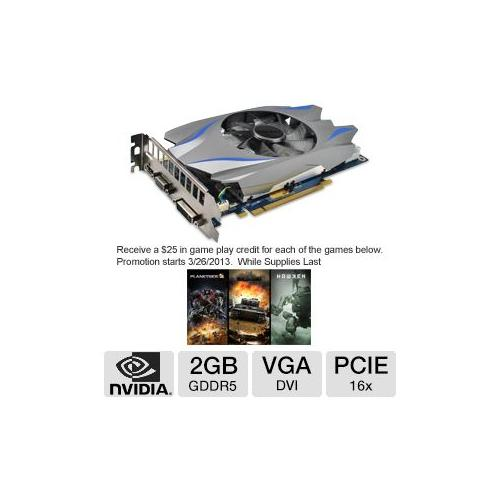 Galaxy Geforce GTX 650 Ti BOOST Video Card