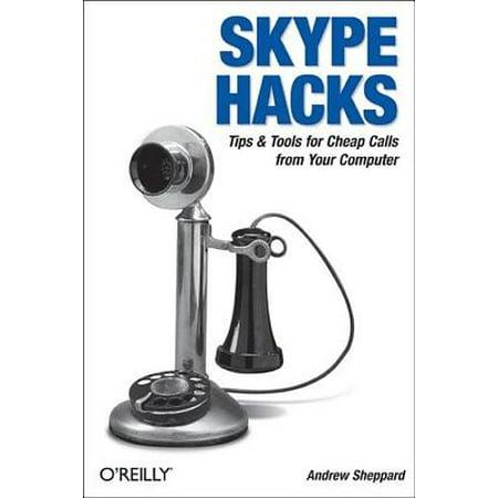 Skype Hacks : Tips & Tools for Cheap, Fun, Innovative Phone (The Best Prepaid Phone Service)