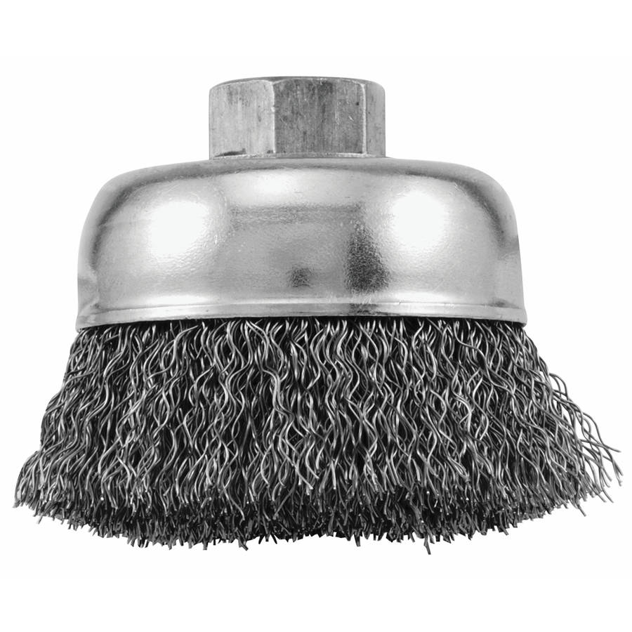"Vermont American 16854 3"" Crimped Wire Brush"