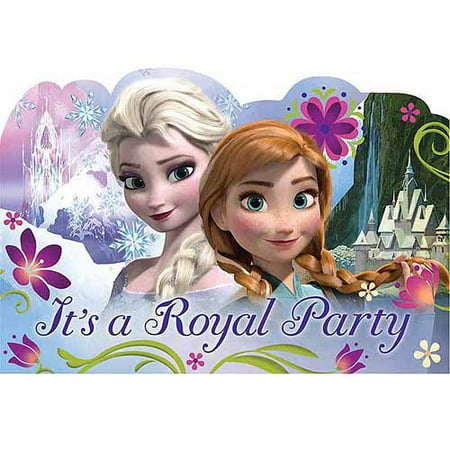 Disney Frozen Invitations (Party City Frozen Invitations)