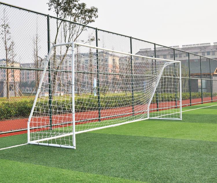 "PASS Premier 24 X 8 FT. Official Regulation MLS FIFA EPL Steel Soccer Goal. 2"" Diameter Steel Frame w ... by"
