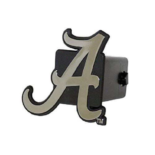 "Alabama Crimson Tide Logo Trailer Hitch Cover Auto Trailer 2"" Receiver New by Jenkins"