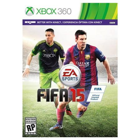 Electronic Arts FIFA 15, EA, XBOX 360,