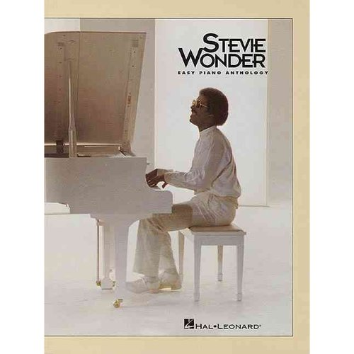 Stevie Wonder Easy Piano Anthology