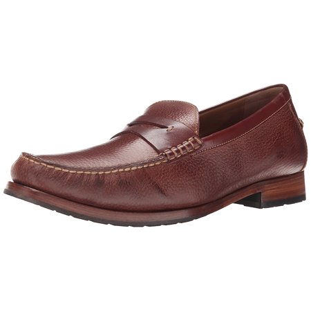 johnston & murphy men's rendon penny slip-on loafer