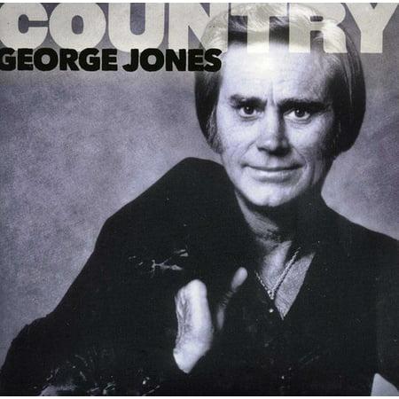 Country: George Jones (CD) (George Jones Leaning On The Everlasting Arms)
