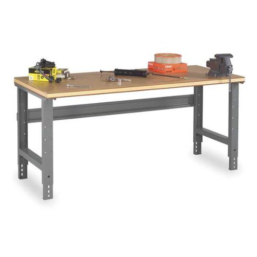 "TENNSCO WBA-1-3060C Workbench,Shop Top,60"" W,30"" D G5774097"