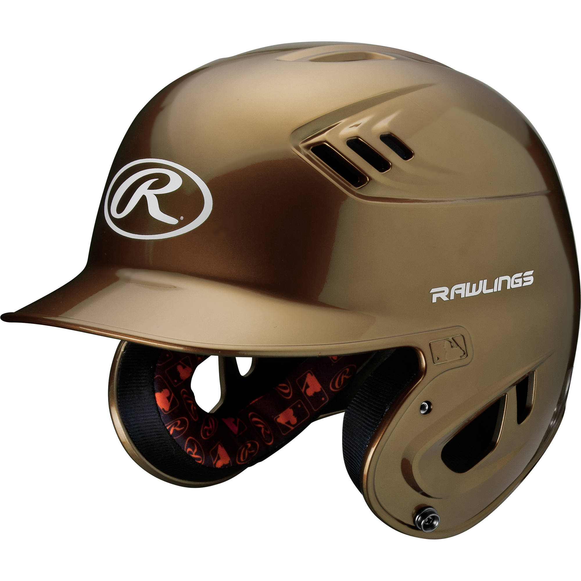 Rawlings Senior R16 Series Metallic Batting Helmet