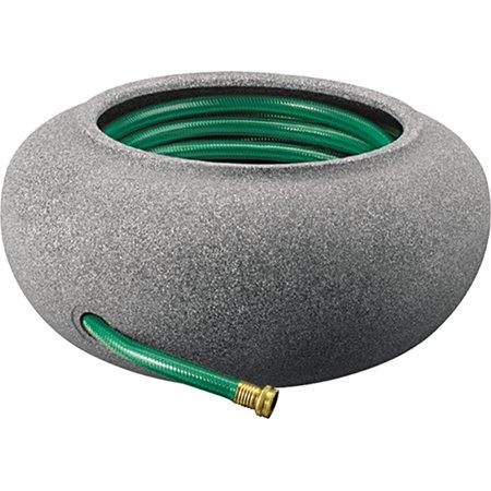 Akro-Mills 21 inch Granite Garden Hose Pot/Planter ()