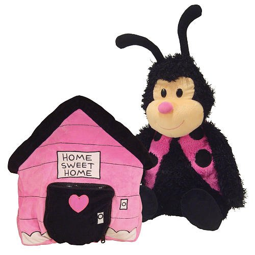 Happy Napper Ladybug Bungalow