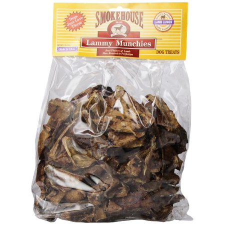 Smokehouse Lammy Munchies, 1 lb
