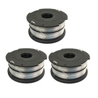 3 Spools for Black and Decker GH700, GH710, GH750 GrassHog Trimmer