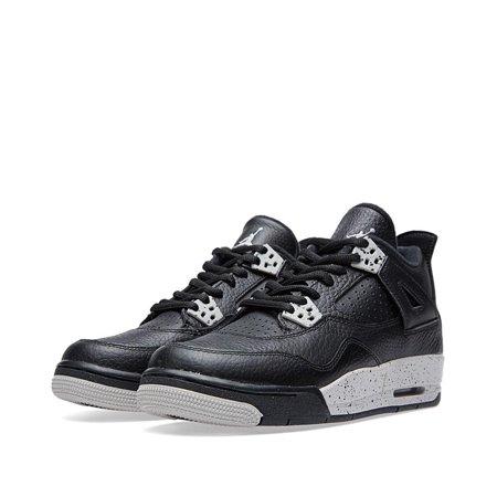 Air Jordan 4 Retro Bg  Gs  Oreo   408452 003