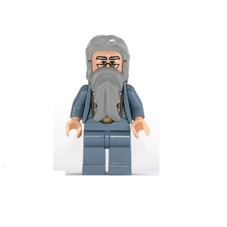 LEGO Harry Potter - Dumbledore, Sand Blue Outfit - Harry Potter Outfits