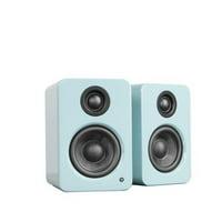 Kanto YU2 - Speakers - USB - 50-watt (total) - 2-way - gloss teal