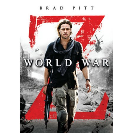 World War Z (DVD) - War Z Halloween Special