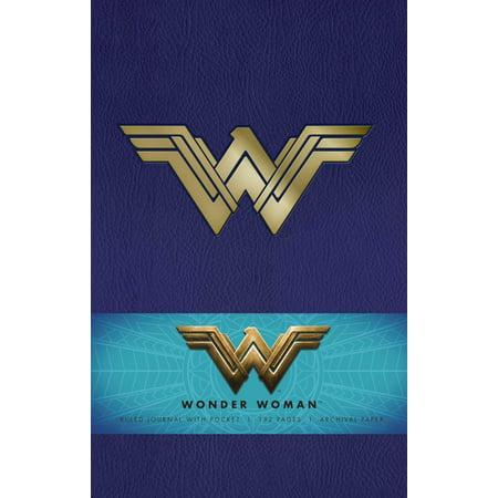 Wonder Woman Comic - DC Comics: Wonder Woman Hardcover Ruled Journal