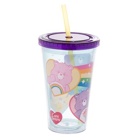 CARE BEARS 18 OZ ACRYLIC TRAVEL CUP](Chicago Bears Cup)