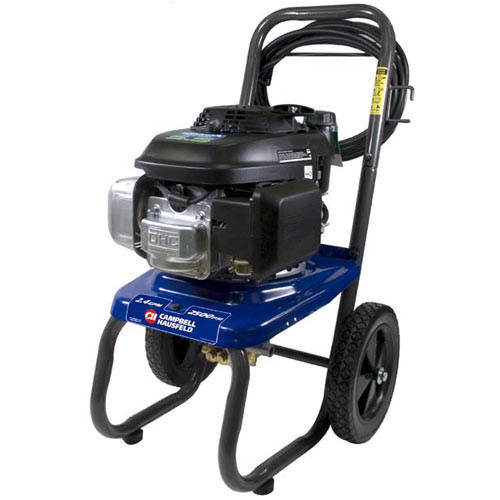 Campbell Hausfeld PW2575 2,500 PSI 2.4 GPM Gas Pressure Washer