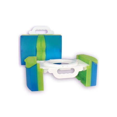 Great Travel Potty - Cool Gear Travel Potty Training Toilet Seat w/Carry Handle