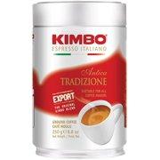 ConAgra Foods Kimbo Espresso Italiano Coffee, 8.8 oz