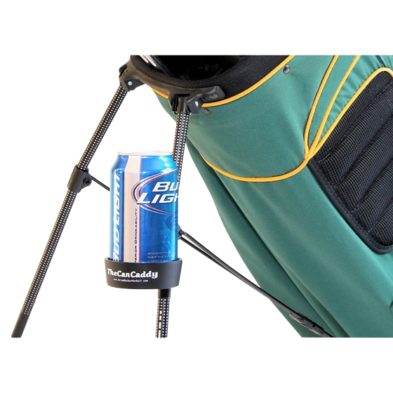The Can Caddy a Golf Bag Drink Holder - Walmart.com 5dcf90838192d