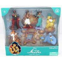 disney parks princess aladdin jasmine figure cake topper playset new with box