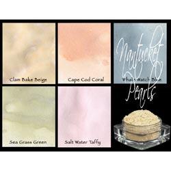 Lindy's Stamp Gang Magical Set .25oz Jars 5/Pkg-Nantucket Pearls