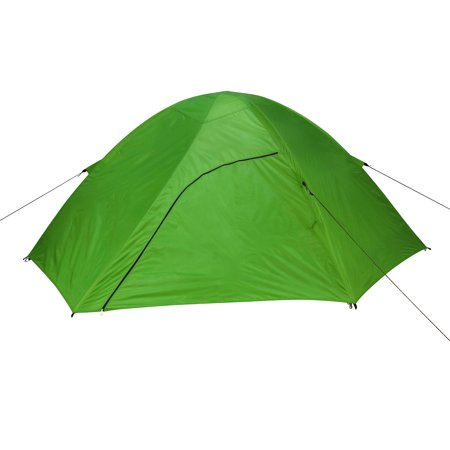 GigaTent 5 x 8 3 season 2-3 Person Camping Tent – Spacious Lightweight, Heavy Duty – Weather and Flame Resistant Outdoor Hiking Gear Backpacking